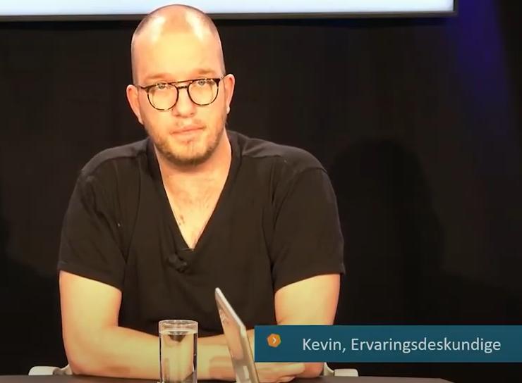 Cliënten verzorgen talkshow op YouTube