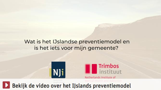 Nederlandse gemeenten aan de slag met IJslandse aanpak tegen middelengebruik